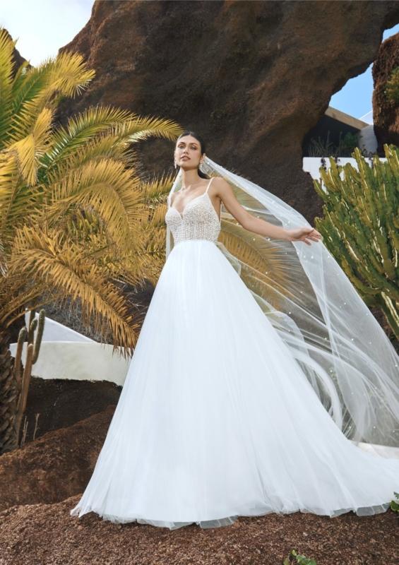 Pronovias Skellig Brautkleid Hochzeitskleid