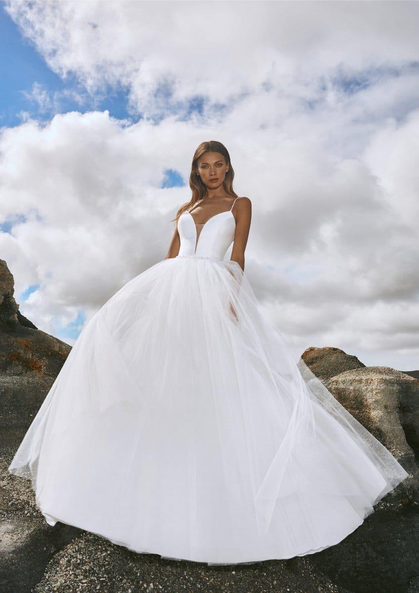 Pronovias Valensole Brautkleid Hochzeitskleid