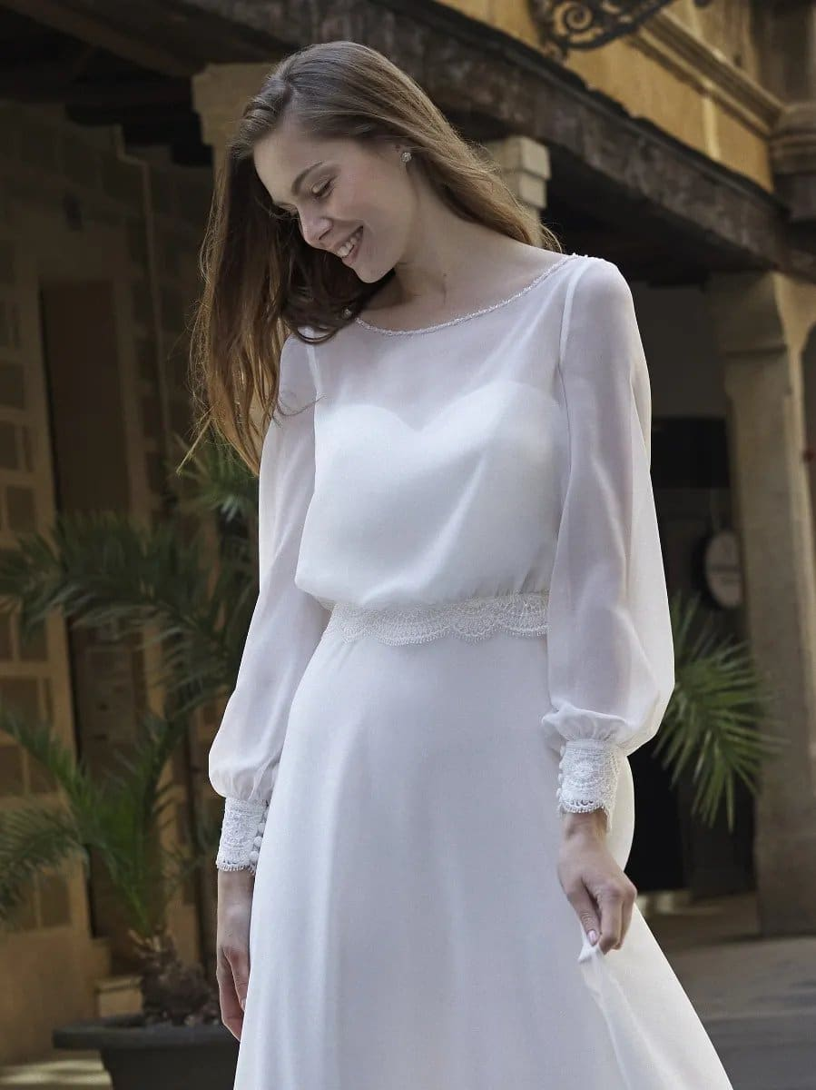White One Adelpha Top Mix and Match