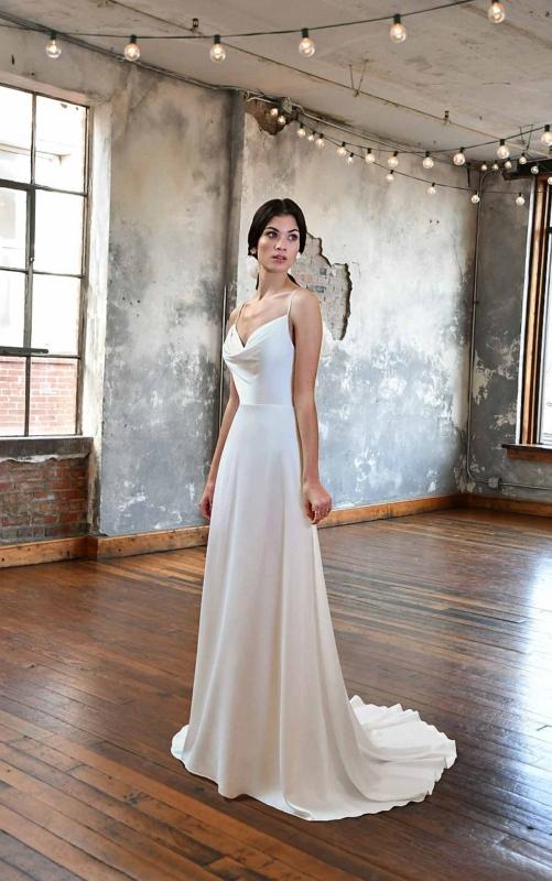All Who Wander Aiden Brautkleid Hochzeitskleid