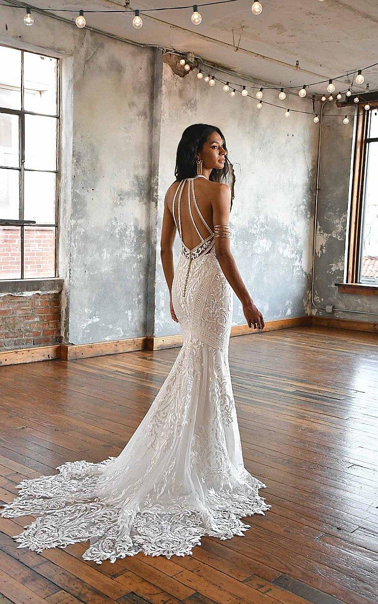 All Who Wander Jax Brautkleid Hochzeitskleid