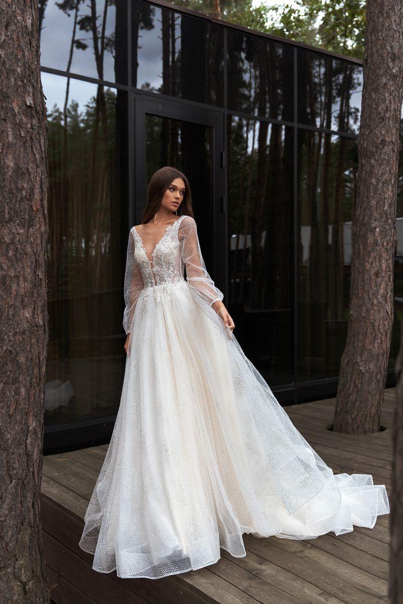 Aria Jaya Brautkleider Hochzeitskleid Oliver Martino