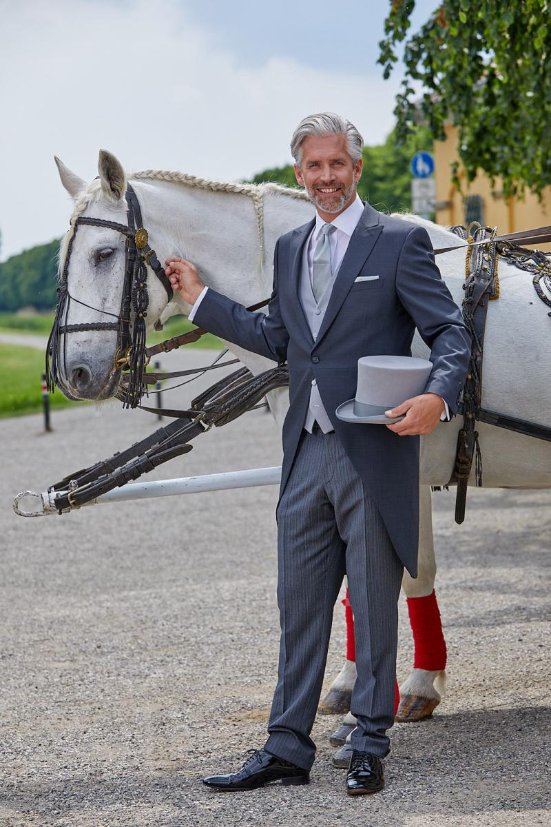 Bräutigam Accessoires Anzug Wilvorst