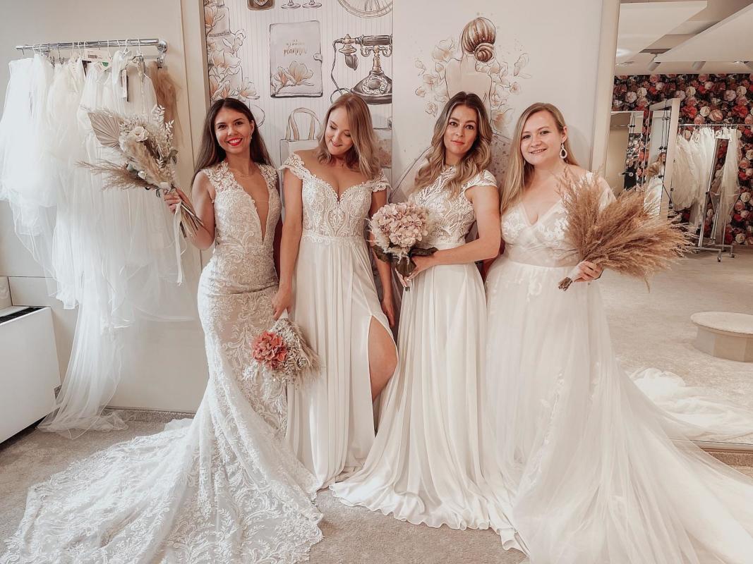 Brautkleider Frankfurt hochzeitsrausch Brautmoden