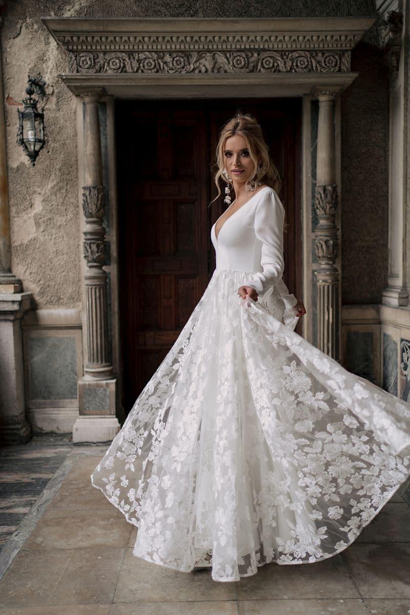 Dama Couture Latifa Brautkleid Hochzeitskleid
