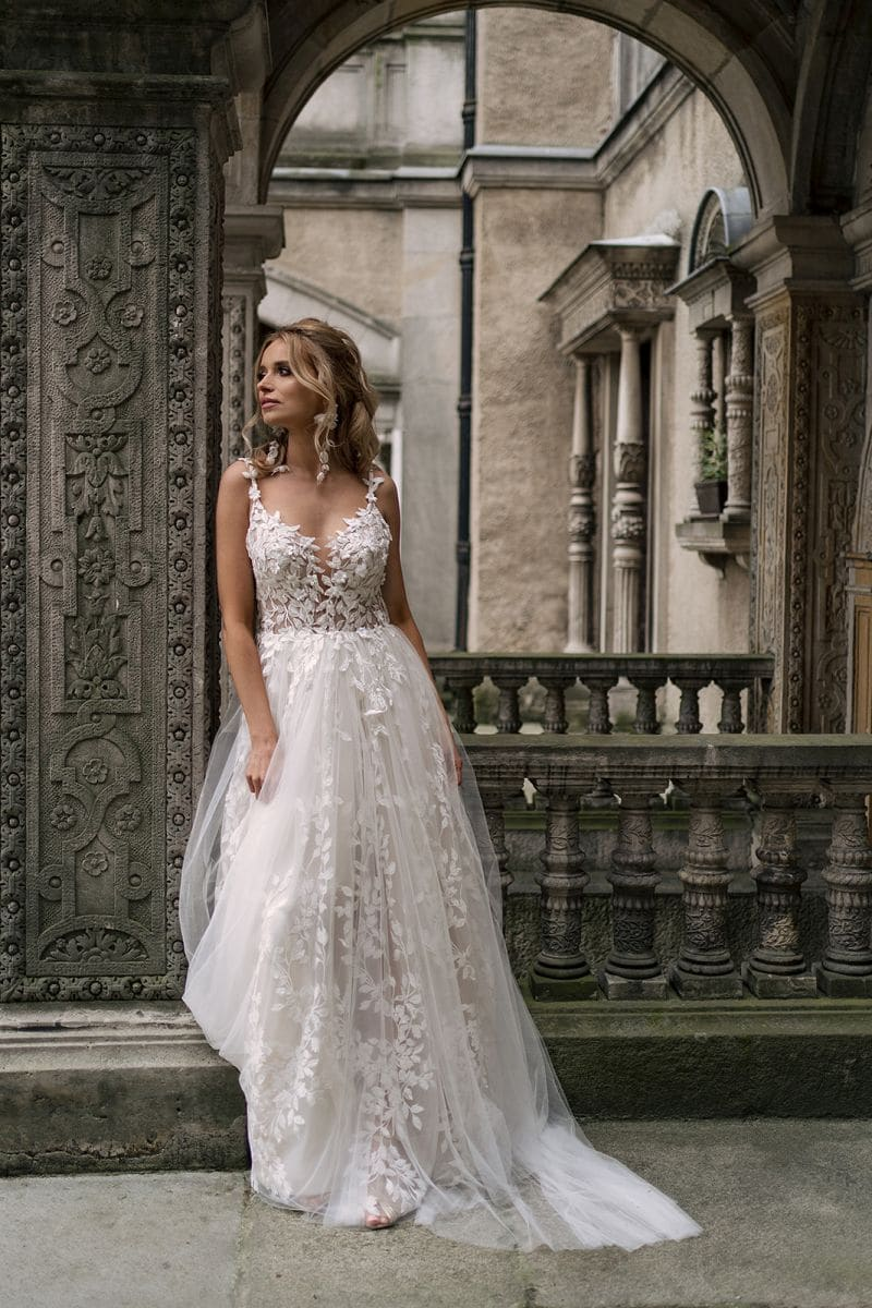 Dama Couture Samira Brautkleid Hochzeitskleid Brautmoden
