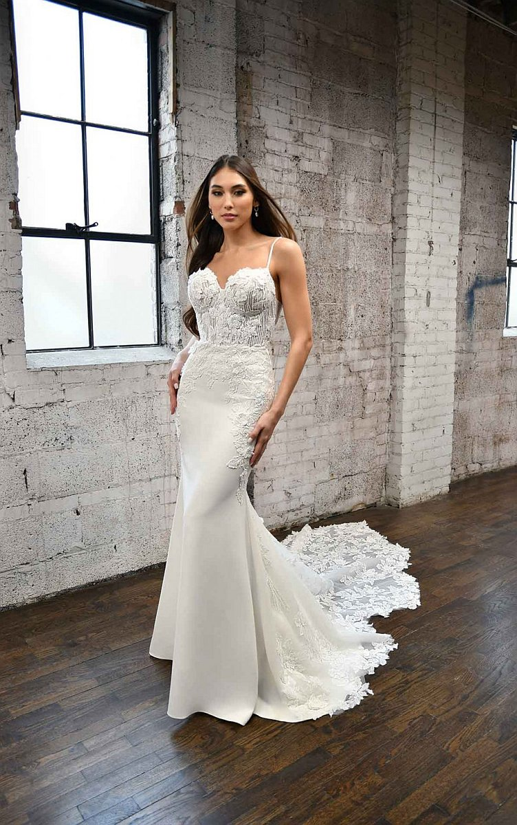 Martina Liana ML1390 Brautkleid Hochzeitskleid