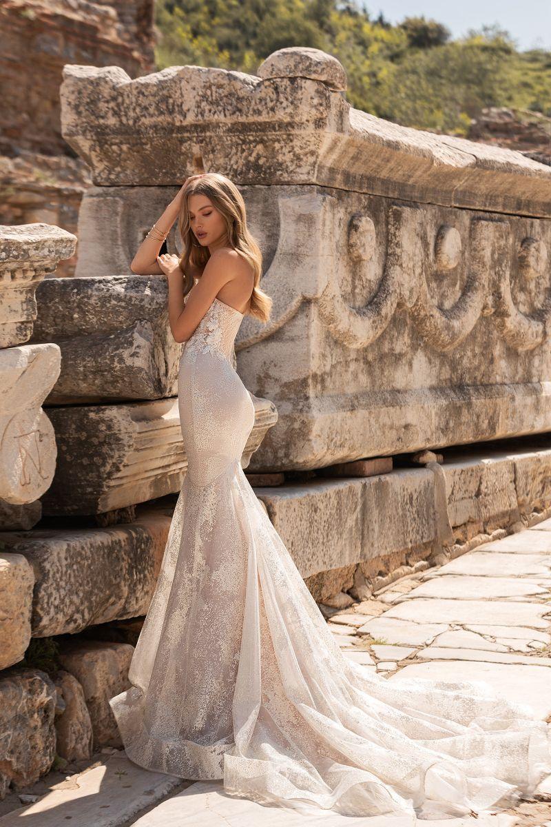 Oliver Martino Carmen Brautkleid Hochzeitskleid